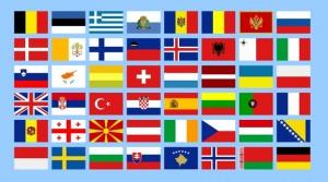europe drapeaux 2