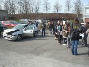 photo site sécurité routière